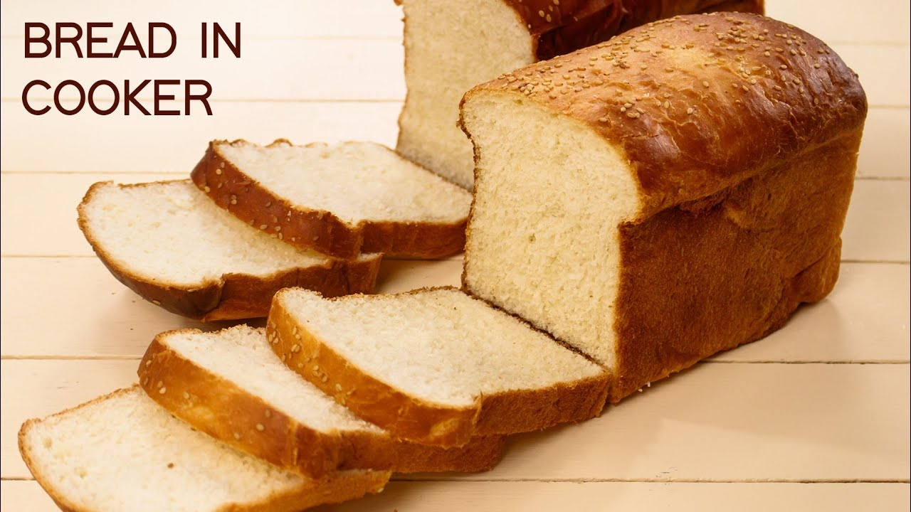How to make bread at home in oven without yeast
