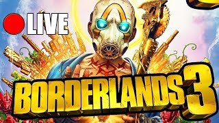 🔴 BORDERLANDS 3 PLAYTHROUGH Part 2 | Xbox One X 1080p 60fps Gameplay  🎮😎👀
