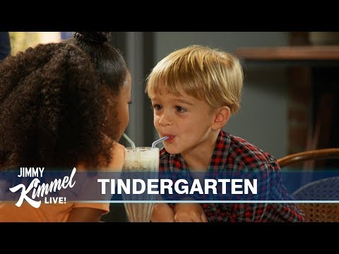 Tinder for Kids!
