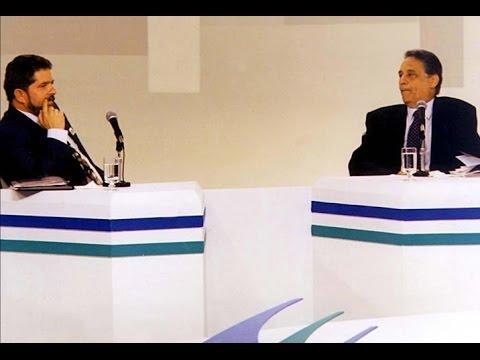 Debate: FHC X Lula 1994