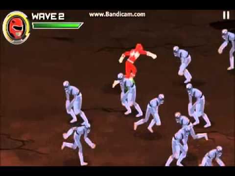 Могучие рейнджеры супер игра #1