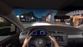 The Tiguan Virtual Reality Experience – Volkswagen seeMore