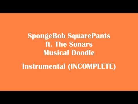 SpongeBob feat The Sonars - Musical Doodle (Instrumental)