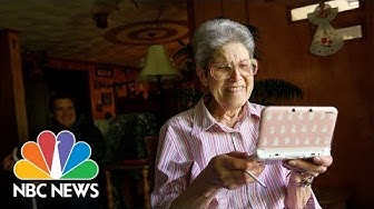 Meet Online Gaming's Fast Growing Community: Senior Citizens | NBC News
