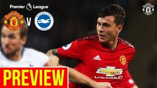 Victor Lindelof: Teams should fear coming to Old Trafford | Preview | Manchester United v Brighton