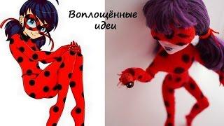 КОСТЮМ ЛЕДИ БАГ/КОТА НУАРА/Супер Кот/Как сшить/clothes Ladybug Chat Noir Cat/Божья коровка/Одежда