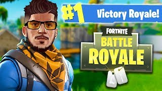 TOP FORTNITE PLAYER! (Fortnite Battle Royale)
