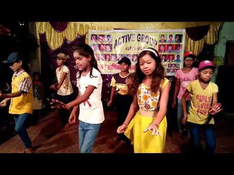 Active group dance 2017 Dj wala Babu Mor gana baja
