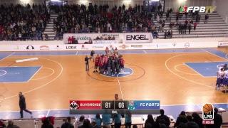 LIGA PLACARD | UD OLIVEIRENSE X FC PORTO
