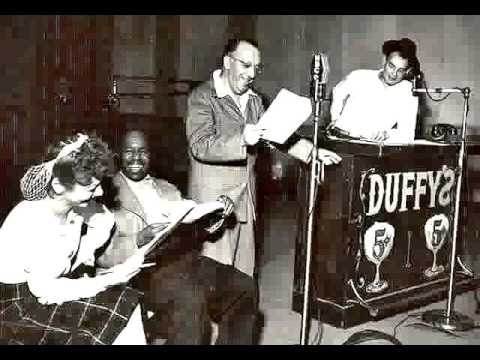 Duffy's Tavern radio show 1/12/45 Bond Drive with Boris Karloff
