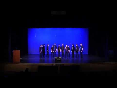 ConVal Regional High School's Morin Tunes - Wayfarin' Stranger - Voices of the (603) 2018