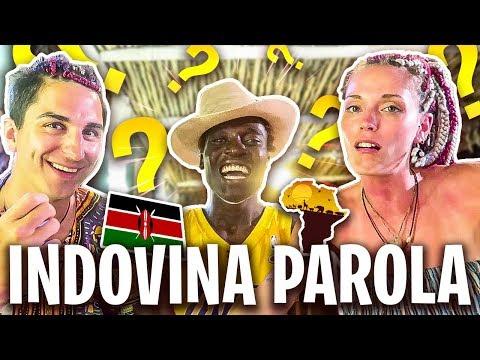 KENYA #21 - INDOVINA LA PAROLA KENYOTA! ANIMA vs SABRI