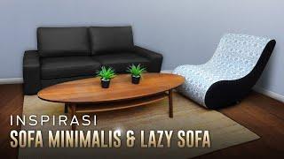Sofa Minimalis & Lazy Sofa