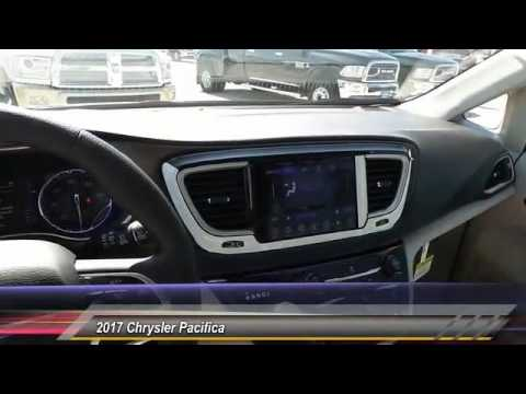 2017 Chrysler Pacifica Odessa TX HR579256