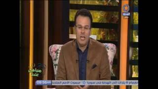 """شاهد.. رئيس وزراء مصر الأسبق: تحويل الدعم إلى """"نقدي"""" يوصله إلى مستحقيه"""