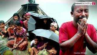 #RohingyaCrisis: The new low point for TV news