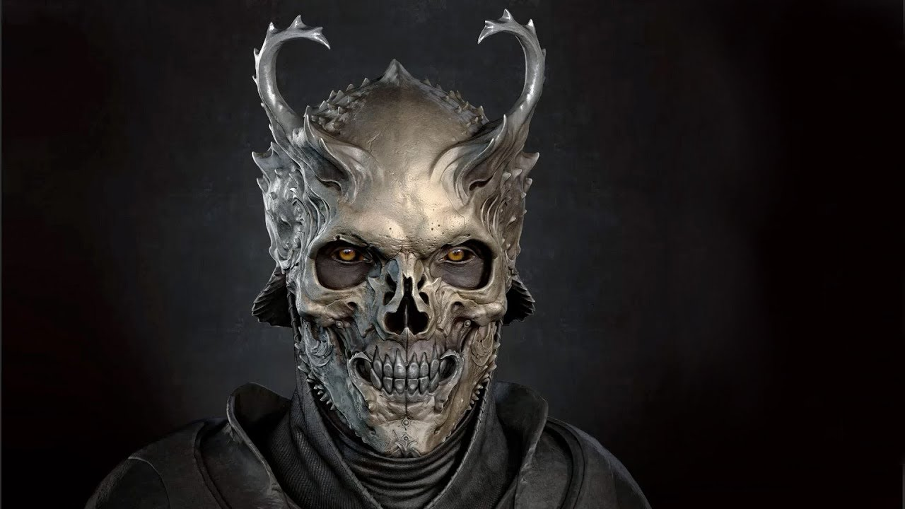 Designing for Production in ZBrush with Rafael Grassetti
