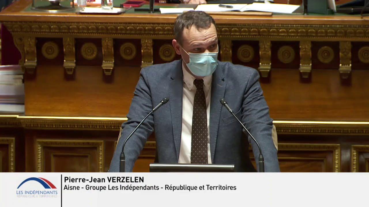 Pierre-Jean VERZELEN : Débat - État des lieux des fichiers dans notre pays