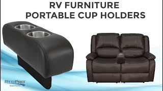 RV Furniture Portable Cup Holders
