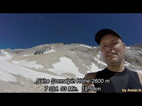1 Tages Wanderung auf die Zugspitze durch die Partnachklamm und Reintal 2016_720HD GoPro Silver 3+