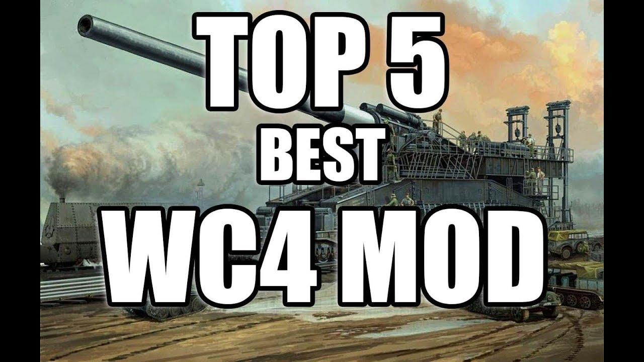 Top 5 Best World Conqueror 4 Mods !