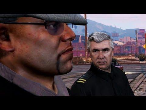Мэддисон играет в GTA 5 RP/Возвращение Ричарда Дюрекса