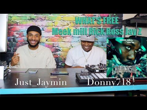 Whats Free - Meek Mill ft. Rick Ross Jay Z | REACTION | HOV CAME TO TEACH NOT PREACH