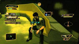 Deus Ex: Human Revolution - Guardian Angel, The Fall, Super Sleuth Guide