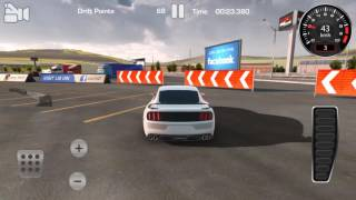 CarX drift racing New update top speed world record Ford mustang (354km/h)
