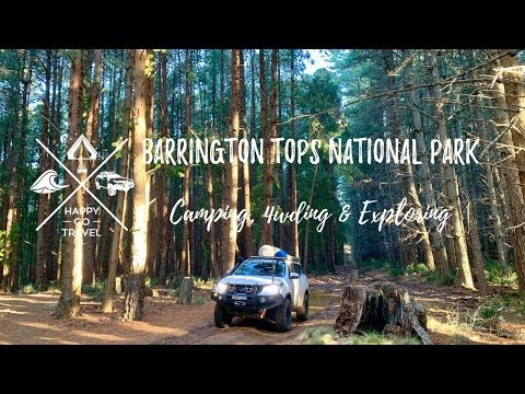 Barrington Tops   Camping, 4wding & Exploring   Happy Go Travel