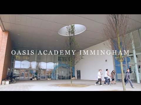 humanutopia + Oasis Academy Immingham