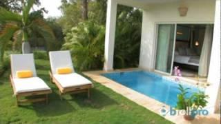 dreams la romana resort spa dominican republic suites b roll travel video footage
