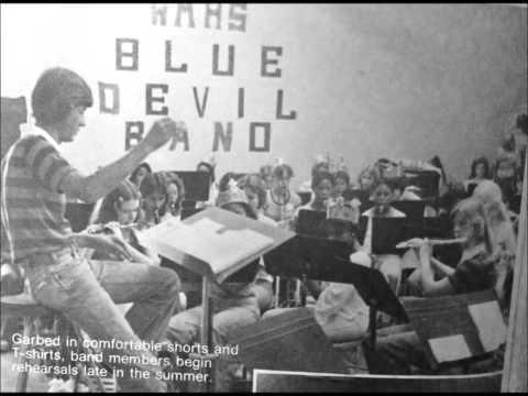 Alleluia Laudemus Te performed by West Memphis High School Band 1978