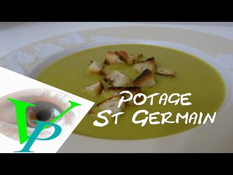 La recette du potage St Germain
