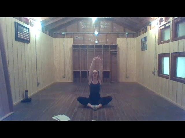 Miss Sarah Pre Ballet - Tap Mon & Thu  4/9
