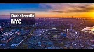 NYC 4K Aerial Skyline - DRONE