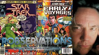 COULD STAR TREK ACHIEVE THE SAME SUCCESS AS MARVEL? - ROBSERVATIONS Live Chat #197