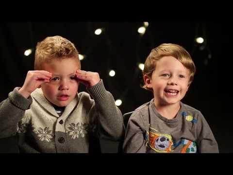 Kids Hilarious Answers To Questions About Christmas.