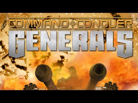 Generals - China Mission 7