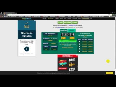 Melhor Método Para Ganhar Bitcoin 2016