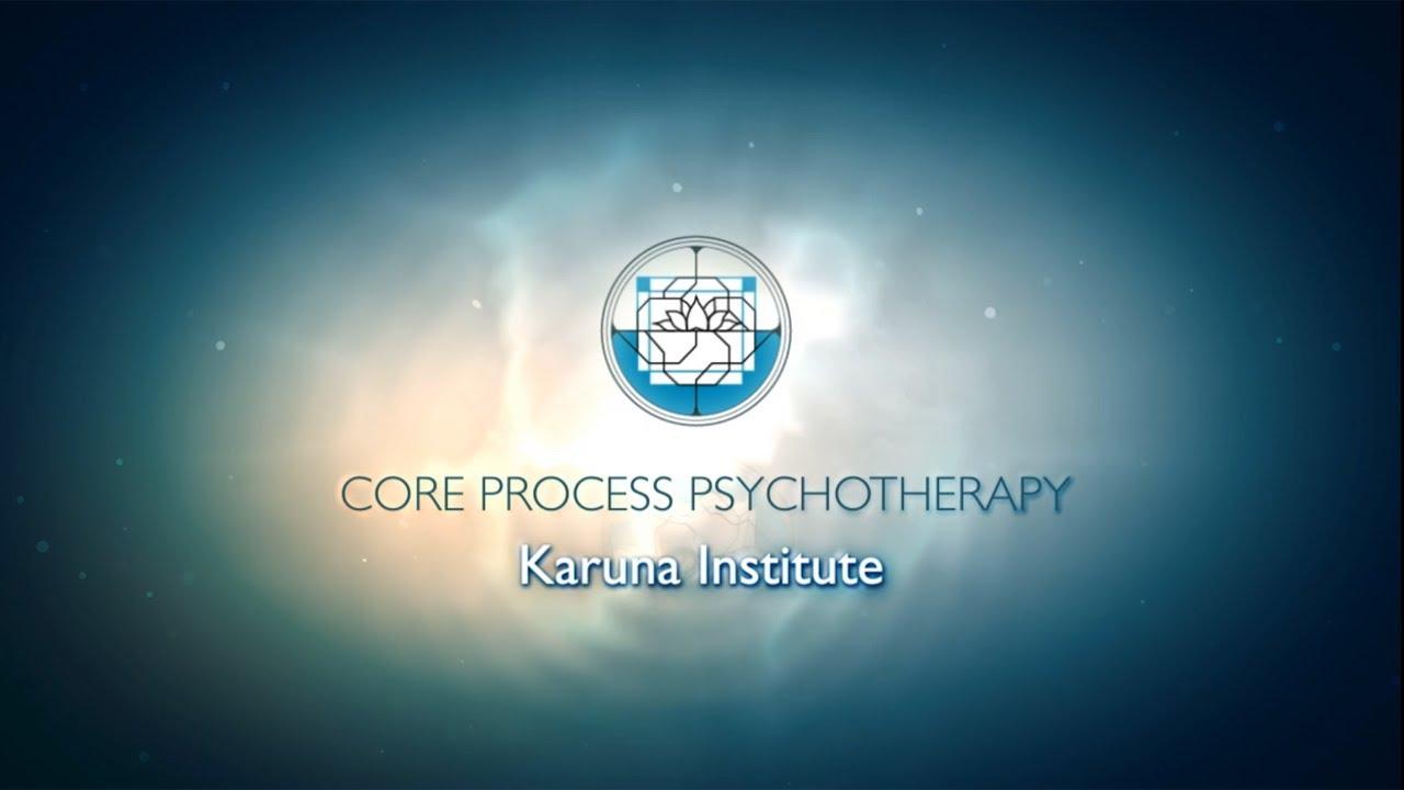 Core Process Psychotherapy