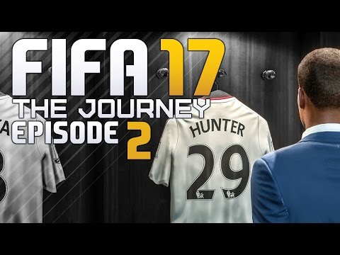 FIFA 17 The Journey Episode 2 - Picking A Club