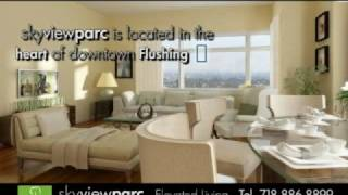 "Luxury Condo in Flushing New York ""skyviewparc"""
