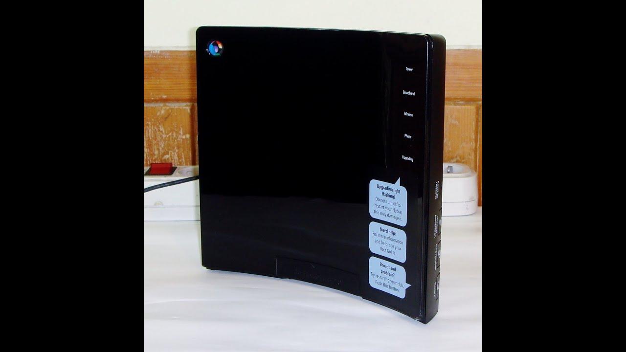 bt home hub 2 unlock firmware