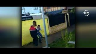 Pasajero protagonizó pelea con chofer de Transantiago en San Ramón - CHV Noticias