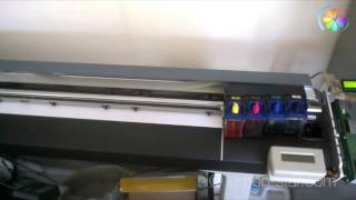 Modify kits cartuchos Encad cadjet T200 T200+ Plotter Xerox 2260ij printer chip decoder