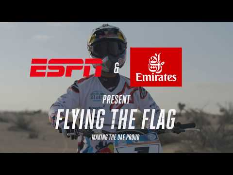 Flying the Flag - Mohammed Al Balooshi | Emirates