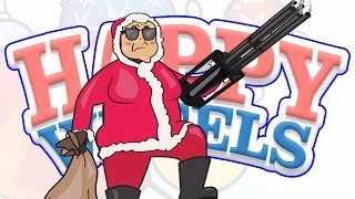 Happy Wheels: Christmas Cheer - Part 174