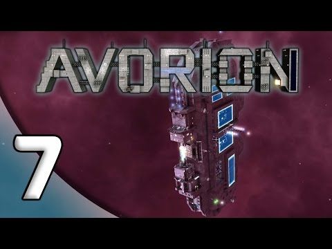 Avorion - 7. Fighter Upgrade - Let's Play Avorion Gameplay