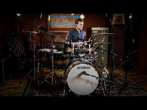 Yamaha Phoenix PHX 10/12/14/16/22 5pc Drum Kit Demo